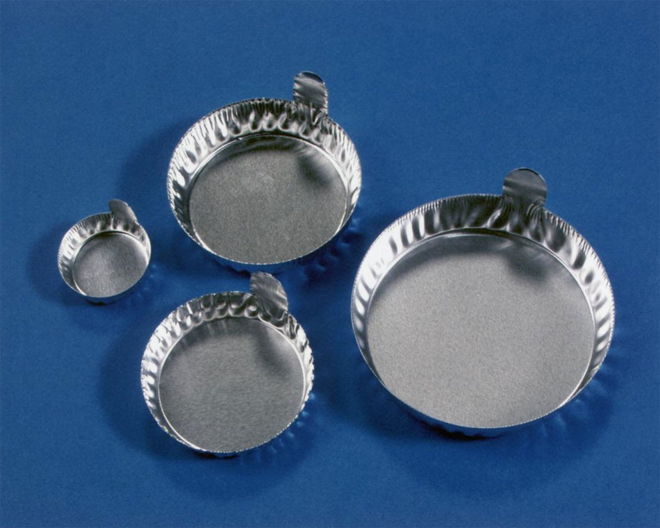 Disposable round aluminum dishes with tabs for Aluminum cuisine